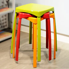 Clearance High Light Restaurant  Dinning Chairs 4 PCS Set Dining Seat Crazy Sale