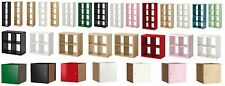 4,8 New Shelving Unit Storage Display Rack Expedit Bookcase Ikea KALLAX Shelf