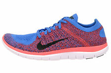 Nike Free 4.0 Flyknit Run Mens Running Shoes Sneakers Runners 631053-406