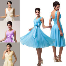 CHEAP~ New Prom Short Dress Formal Evening Gown WEDDING Bridesmaid Party Dresses