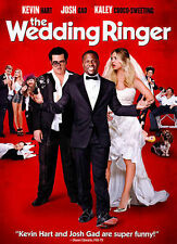 The Wedding Ringer (DVD, 2015) NEW + FREE SHIPPING