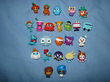 MOSHI MONSTERS SERIES 4 NEW - COMMONS + ULTRA RARES - CHOOSE - combined post
