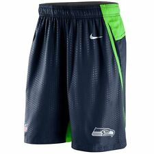 Seattle Seahawks MENS Shorts DRI-FIT Performance Speed Fly 3.0 by Nike