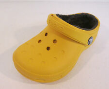Girls / Boys Crocs yellow synthetic Clog Boundless Clog Kids