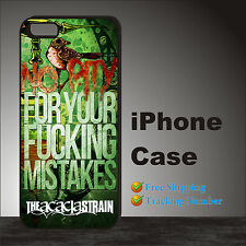 The Acacia Strain Green Lyrics Quotes Cover Case iPhone 4s 5s 5c SE 6+ 6s+ 7 8+