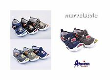 BABY BOYS CANVAS SHOES TRAINERS- NURSERY SLIPPERS UK size 4-7.5 /EU 21-25 GREAT