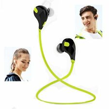Wireless Bluetooth 4.0 Stereo Headset Headphone Fits IPhone 6 Samsung S6 HTC NEW