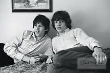 MICK JAGGER & KEITH RICHARDS 1965 Rolling Stones LIMITED EDITION Photograph