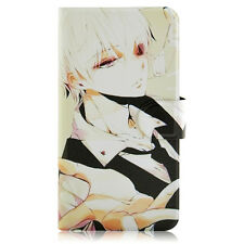 Hot Terror Tokyo Ghoul PU Leather Magnetic Flip Case Cover For LG Google 10