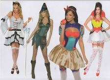 Fairytale & Legend Costumes, Queen of hearts, Bo Peep, Princess Snow, Archer