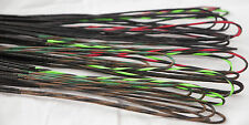 "60X Custom Strings 33 7/8"" Buss Cable Fits Mathews MQ32 80% Bow"
