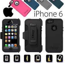 Otterbox Defender Series mit Clip Hülle Case Bumper iPhone 6