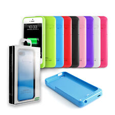 2200mAh Power case external battery pack juice for Apple iPhone 5S- emergency