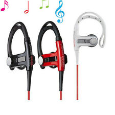New Cell Phone MP3 4 Stereo Sport Hook In-Ear Earphone Earbud Headset