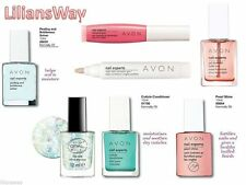 AVON NAIL EXPERTS TREATMENT~CUTICLE CARE/STRENGTHENING/TOP COAT/FRENCH MANICURE
