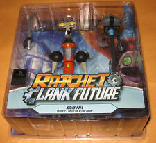 RATCHET and CLANK FUTURE PS3 Rusty Pete  series 2 Action Figure NEW SEALED
