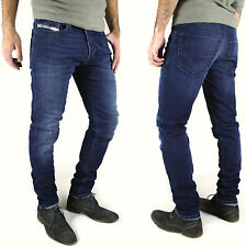 NEUF DIESEL Tepphar Homme Tubes-Jeans SLIM CAROTTE Jeans Type STRAIGHT FIT 0814W