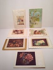 American Greetings VINTAGE Friendship Victorian Cards Laura Seddon Collection