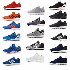 Mens Adidas Originals ZX Flux Running Trainers All Sizes