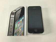 Apple iPhone 4s - 64GB - White/Black (Unlocked) + Screen Protector