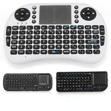 2.4Ghz Handheld Wireless Mini Keyboard Touchpad Mouse for PC Android TV Box PS3