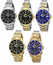 Invicta Men's Pro Diver Collection Stainless Steel Automatic Watch - OB/C Bezel