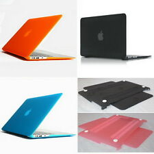 Matte Hard Case Cover Clip Shell Housing Protector fr Apple MacBook Air 11 A1465