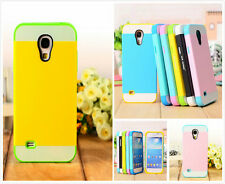 Hybrid Impact Hard Case Cover Skin for Samsung Galaxy S4 mini i9190 i9500 cheap