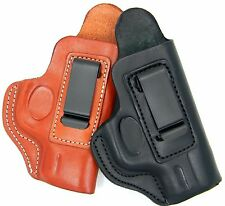 Leather Inside pants IWB ccw Holster with Comfort Tab/Body-Shield for...