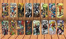 Full Wrap Marvel Superhero Comics Series Wolverine for iPhone And Samsung Case