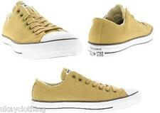 Converse Chuck Taylor All Star Ox Low Mens Suede Trainers Shoes Wheat