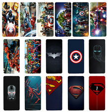 Marvel DC Superhero Flip Case Cover for Apple iPhone 4 4s 5 5s 6 Plus - 21