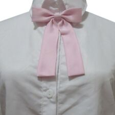 Fashion JK Uniforms Solid Color Student Girls Bow Tie Long Bowknot Neckties