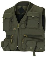 Vest Hunting vest Fishing vest with many Bags Fly fishing Fishing Hunting Vest
