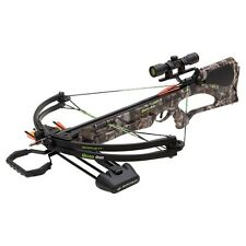 Barnett Quad 400 Crossbow Package 4x32 Scope 150# 78032