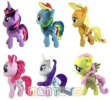 "My Little Pony 12"" Licensed Soft Plush Collection 1x Soft Plush"