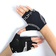 Sports Racing Cycling Outdoor Bicycle Bike Gel Half Finger Gloves Antiskid