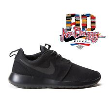 Men Nike Roshe One Triple Black out 511881-026 Anthracite Rosherun running pring