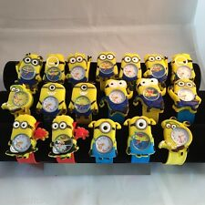 MONTRE STRAP AIMANT MINION THE MINIONS MOI MOCHE ET MECHANT DESPICABLE ME NEUF