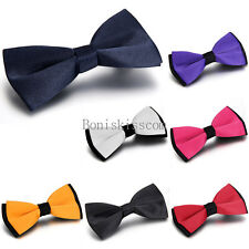 Men Classic England Wedding Bowtie Necktie Bow Tie Novelty Tuxedo Adjustable