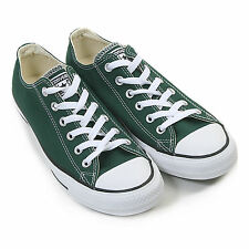 Converse Unisex Seasonal Colour Ox Lace Up Canvas Gloom Green