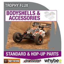 HPI TROPHY FLUX BUGGY/TRUGGY [Body Shells] Genuine HPi Racing 1/8th R/C Bodies