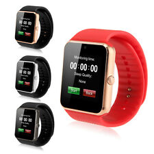 Bluetooth Smart Watch Wrist Band TF Card NFC Phone Mate for Andriod IOS iPhone