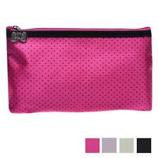 Cosmetic Bag Girl Fashion Multifunction Makeup Bag Storage Small Round Dot Pouch