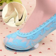 Women's New Low Cut Socks Lady Girls Floral Short Invisible Lace Solid Socks Lot