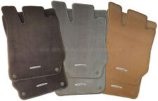 Mercedes-Benz Genuine OEM Carpeted Floor Mats CLS-Class 2006 to 2011 (219)