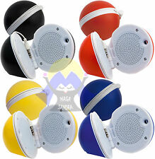 Altoparlante MINI SPEAKER Cassa PC Smarphone JACK Cavo 3,5 mm MP3 Tablet IPOD