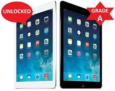 Apple iPad Air 1st Gen 16GB WiFi + Cellular (Unlocked) Space Gray or Silver (R)