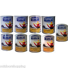 Backpackers Pantry Entree #10 Cans - 13-23 Servings, Add Boiling Water