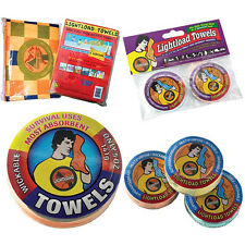 Lightload Towels - Up To 10 Times It'S Weight), Fast Drying, Reusable
